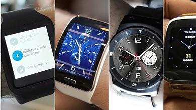 Cinque smartwatch a confronto   foto   che sfida aspettando la mossa di Apple