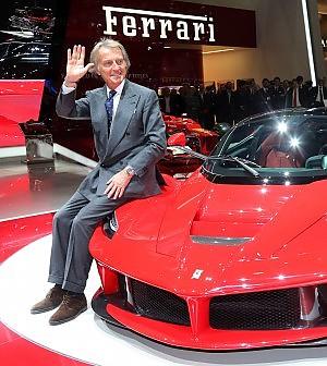 Ferrari, Montezemolo lascia: Marchionne presidente