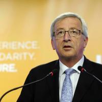 Ue, Juncker presenta la nuova Commissione europea