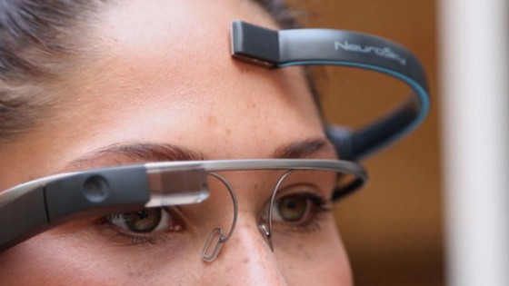 Google Glass a controllo mentale: la telecinesi è realtà