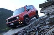 Renegade, Jeep all'assalto del settore degli small Suv