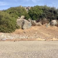 Cagliari, nuraghi devastati: usati come poligoni di tiro