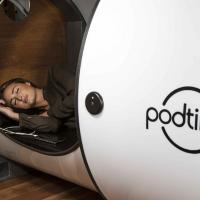 Gb, una capsula per dormire in aeroporto: così nasce il mini hotel