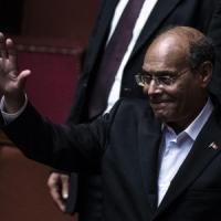 """Marzouki: """"Ma è un errore allearsi con i regimi dell'area"""""""
