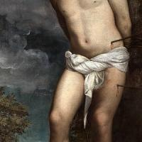 San Sebastiano. Icona d'arte dal 400 al 600