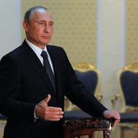"""Ucraina, Putin: """"L'esercito sia pronto"""""""