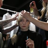 Vita da top model, dietro le quinte della Fashion Week