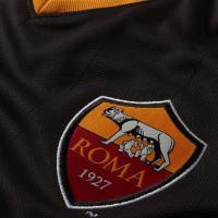 Roma, la terza maglia è nera