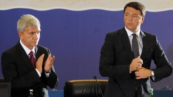 """Renzi: """"Italia malata di riformite da 20 anni, ma noi ora non molliamo"""""""