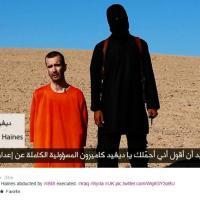 """Giustiziato David Haines, il messaggio dell'Is: """"Muore perché armate i peshmerga"""""""
