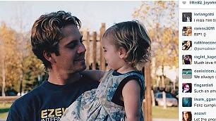 Auguri al papà scomparso la figlia e i 41 anni di Paul Walker