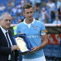Lazio-Cesena, il film della partita