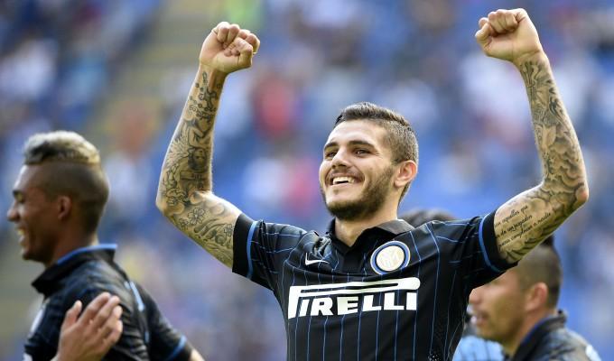 Inter, che settebello   ft     I gol
