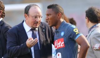 Napoli, Benitez: ''E' mancato solo il gol, c'è tutto il tempo per rifarsi''