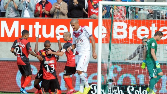 Ligue 1: Bordeaux ko a Guingamp, Lille solo in vetta