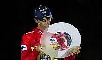 Contador, terzo trionfo Crono finale a Malori