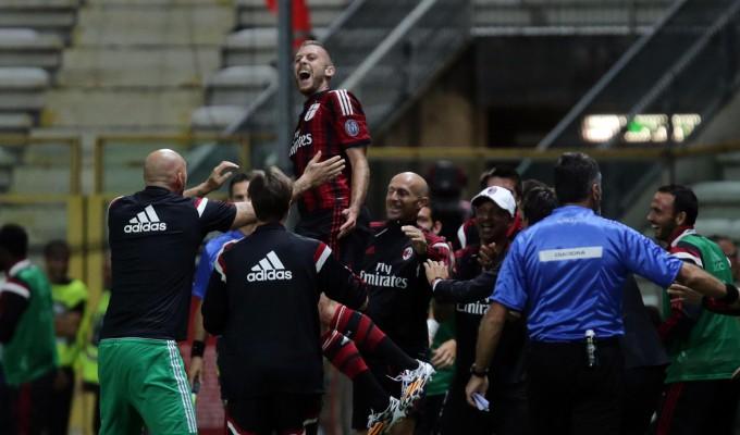 Milan show, primo con Roma e Juve    I gol