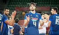 L'Italia supera l'Australia 3-1 Azzurri chiudono al 13° posto