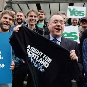 """Referendum Scozia, Salmond: """"Con l'indipendenza saremo più ricchi"""""""