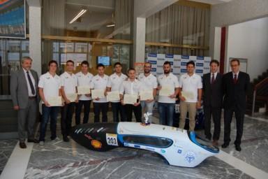 H2politO del Politecnico di Torino, che team