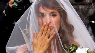 Il sì della Canalis: ha sposato Brian