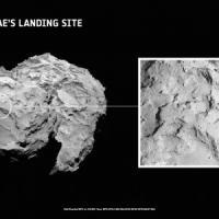 """Rosetta, scelto il luogo della cometa sul quale atterrerà """"Philae"""""""