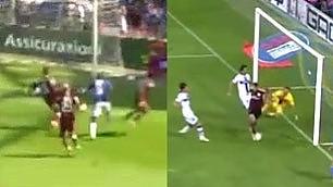 Tacco di Menez o fulmine Okaka? Vota il gol più bello della giornata    Tutti i gol della seconda di A