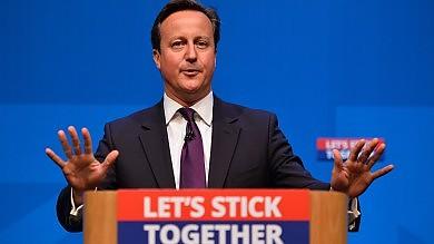 """Scozia, Cameron: """"Un sì porterebbe  a un divorzio doloroso e senza ritorno"""""""