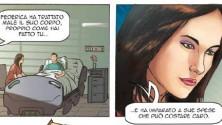 Un fumetto parla  di melanoma, in 10 anni raddoppiati i casi