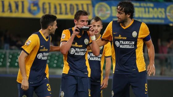 Verona-Palermo 2-1: Hellas ok in rimonta, rosanero beffati da un autogol