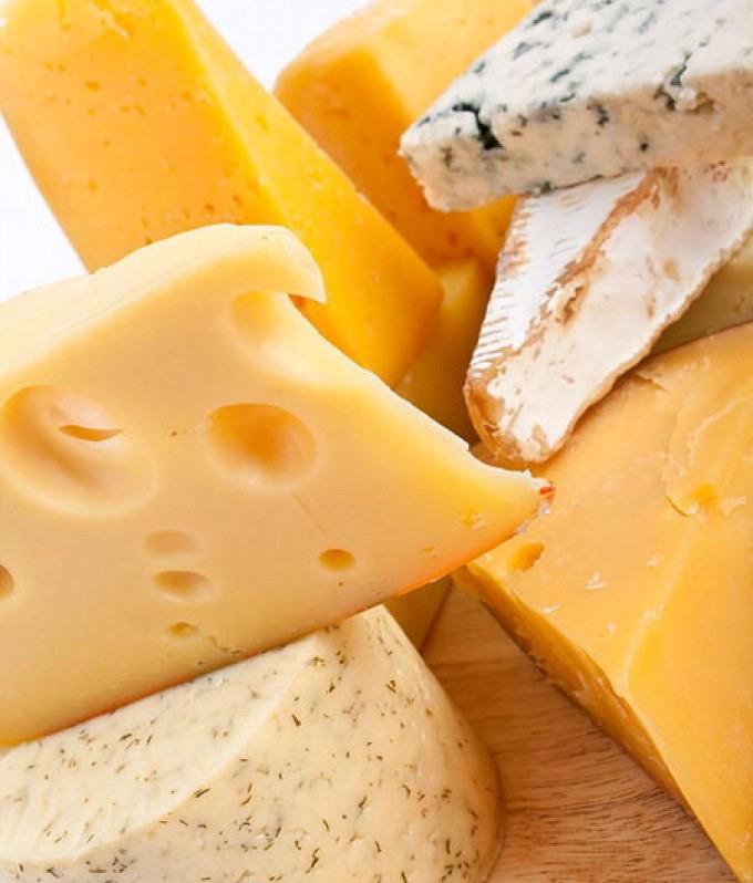 dieta fresca a base di formaggio