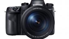 NX1, Samsung rilancia con la nuova mirrorless