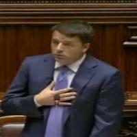 """Renzi alle Camere rilancia le riforme: """"Mille giorni per rimettere in pista l'Italia. Ma..."""