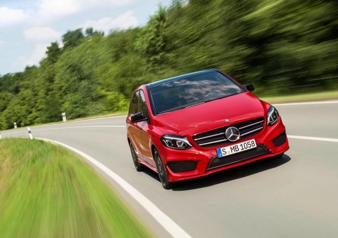 Mercedes benz classe b for Mercedes benz maintenance b