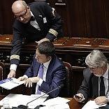 """Renzi: """"Voto anticipato   vd -     dir. tv   se il Parlamento non fa riforme"""""""