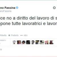 """""""Renzi come la destra"""". """"Vuole lavoratori di serie C"""". Fassina si scatena su twitter contro il premier"""