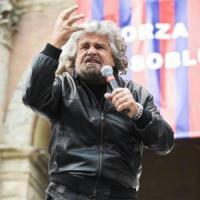 """Consulta, Grillo attacca: """"Ci ricattano ma diciamo no a Violante"""""""