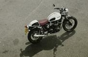 Triumph Thruxton Ace, solo per pochi