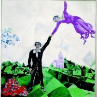 Chagall a Milano. Le opere