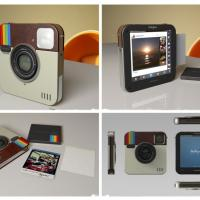 La Polaroid diventa ''Socialmatic'', trasformazione nel nome di Instagram