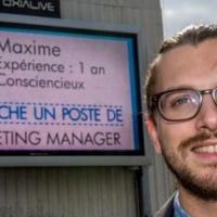 Cerco lavoro disperatamente: In Francia il curriculum ''spot''