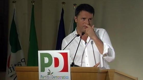 Renzi nomina la nuova 'segreteria unitaria' del Pd: 8 donne e 7 uomini. Minoranza dentro
