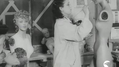 Manichini e biliardi: tutorial di una volta   'come si fa' nei filmati dell'Istituto Luce