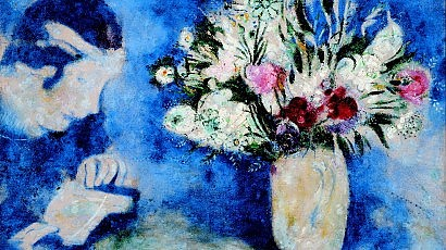 Tra sofferenza e creatività a Milano il mistero Chagall