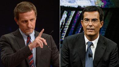 Ascolti tv, Ballarò con Giannini vince dati deludenti per diMartedì di Floris    Videoblob  Il duello dei talk in 5 minuti