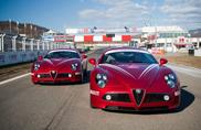 Idea Alfa Romeo, insegnare a guidare sul serio