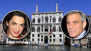 Nozze Clooney-Amal  in Laguna è caccia alla location