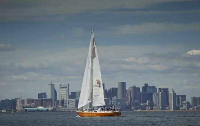 Giro del mondo in barca per la Sclerosi multipla