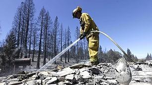 Incendi, sos dalla California