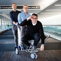 Un'app per farsi rimborsare i voli aerei in ritardo